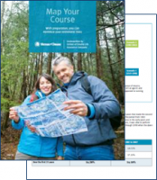 Map Your Course Brochure image